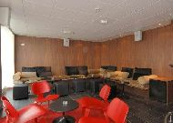 отель Scandic hotel Webers: Комната отдыха в конференц-центре