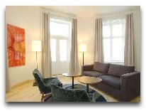отель Scandic hotel Webers: Номер Suite