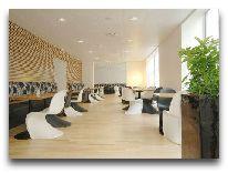 отель Scandic hotel Webers: Ресторан