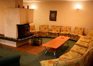 отель Karupesa: Сауна с каминным залом