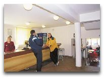 отель Karupesa: Лобби бар