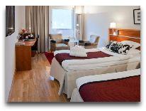 отель Scandic Hotel Klara: Номер superior