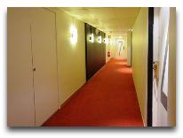отель Scandic Norra Bantorget: Коридор