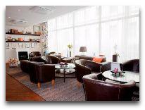 отель Scandic Norra Bantorget: Лобби