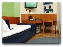 отель Scandic Norra Bantorget: Одноместный номер - кабина