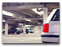 отель Scandic Norra Bantorget: Подземная парковка