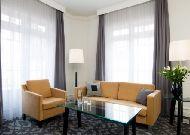 отель Scandic Нotel Palace Copenhagen: Номер Сьют