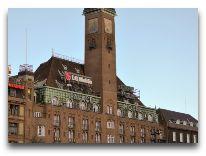 отель Scandic Нotel Palace Copenhagen: Здание отеля