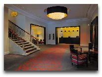 отель Scandic Нotel Palace Copenhagen: Лобби