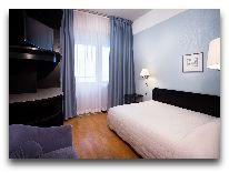 отель Scandic Rannahotell: Одноместный номер