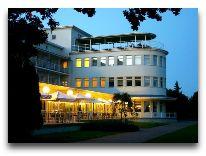 отель Scandic Rannahotell: Отель вечером