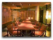 отель Scandic Simonkentta: Комната отдыха в сауне