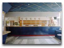 отель Scandic Sjofartshotellet: Ресепшен
