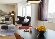 отель Scandic St. Jorgen: Номер Presidental Suite
