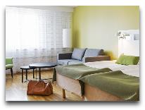 отель Scandic St. Jorgen: Номер superior family