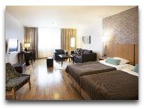 отель Scandic St. Jorgen: Номер superior extra