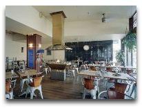 отель Scandic St. Jorgen: Ресторан