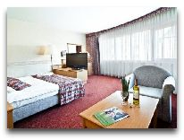 отель Scandic Wroclaw: Номер Джуниор Сьют