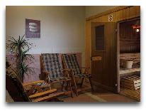 отель Scandic Wroclaw: Сауна