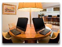 отель Scheraton Krakow Hotel: Бизнес-центр