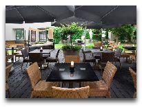 отель Scheraton Krakow Hotel: Летняя терраса