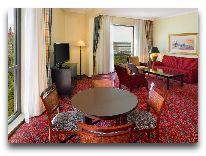 отель Scheraton Krakow Hotel: Номер Джуниор Свит