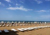отель Sea Breeze: Плячж отеля