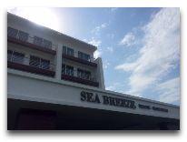 отель Sea Breeze: Фасад отеля