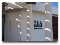 отель Sea Breeze: Вход в отель