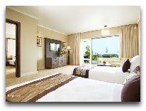 отель Sea Links Beach Hotel: Номер deluxe Family
