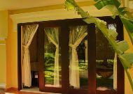 отель Sea Lion Resort & Spa: Deluxe GardenView - терраса