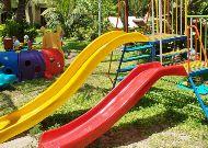 отель Sea Lion Resort & Spa: Детскя площадка