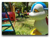 отель Sea Lion Resort & Spa: Детская игровая площадка