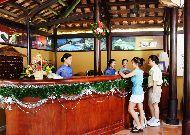 отель Seahorse Resort: Reception