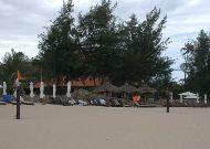 отель Seahorse Resort: Пляж