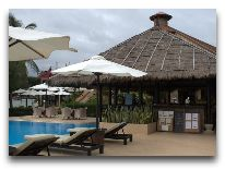 отель Seahorse Resort: Бар у бассейна
