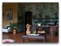 отель Seahorse Resort: Спа-салон