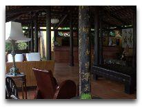 отель Seahorse Resort: Холл