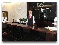 отель Good Stay Hotel Segevold: Ресепшен