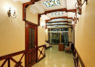 отель Сенатор: Коридор гостиницы