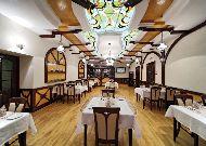отель Сенатор: Ресторан