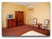 отель Senoju Palanga: Трехместный номер