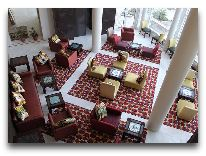 отель Serena Inn Dushanbe: Холл