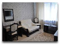 отель Гостиничный комплекс Сергуч: Номер Deluxe