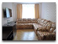 отель Гостиничный комплекс Сергуч: Номер Family