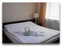 отель Гостиничный комплекс Сергуч: Романтический номер