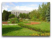 отель Гостиничный комплекс Сергуч: Территория отеля