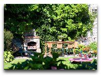 гостевой дом Seven Sisters: Место для гриля