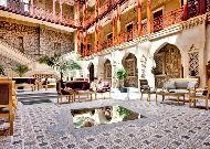 отель Shah Palace Hotel: Лобби