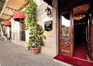 отель Shah Palace Hotel: Вход